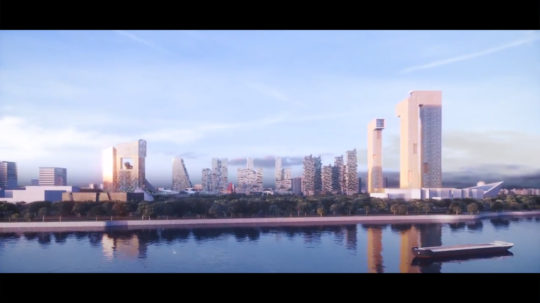 attustudio - Shanghai Krupp Area