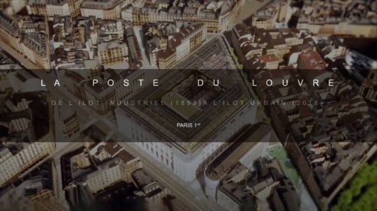 attustudio - La Poste Du Louvre